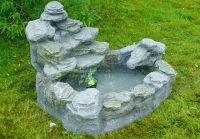 Voda na záhrade