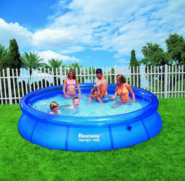 Pripravujeme bazén na letnú sezónu