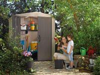 Praktické a vkusné záhradné domčeky