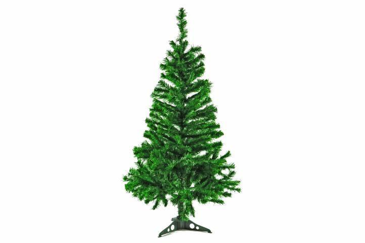 Umelý vianočný strom - 1,2 m, tmavo zelený