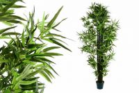 Umelá kvetina - Bambus 220 cm