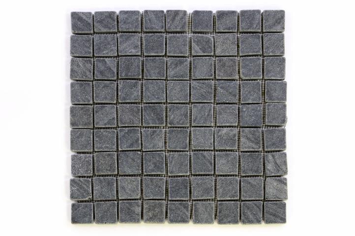 Garth Mozaika z andezitu čierna obklady 1 m2 OEM D01641