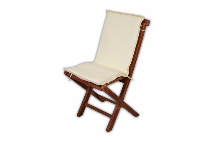 Polstrovanie Garth na skladacie záhradné stoličky