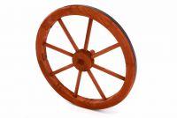 Drevené koleso Garth 45 cm - štýlová rustikálna dekorácia