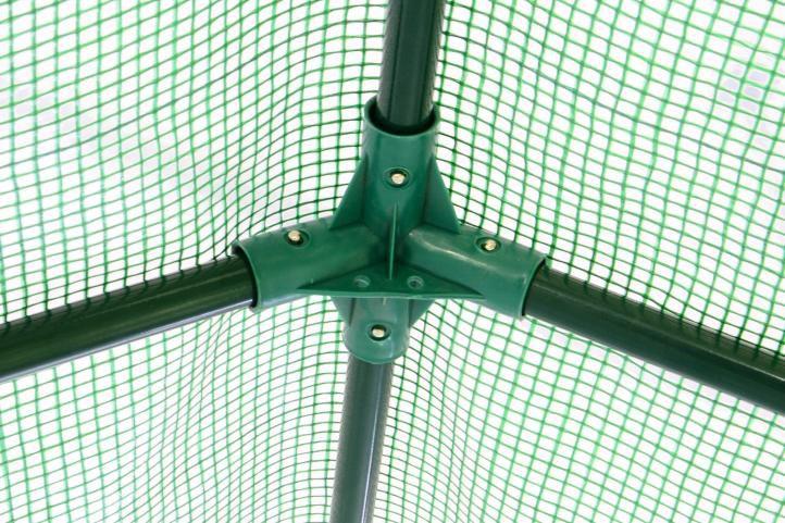 Fóliovník Garth transparentná zelená 220 x 215 x 240 cm