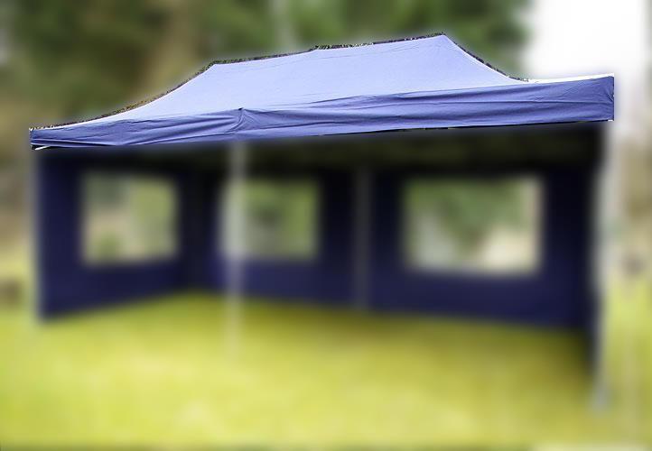 Náhradná strecha k párty stanu 3 x 6 m, modrá