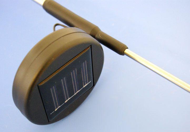 Záhradná sada solárnych LED svetiel - kolibrík, motýľ