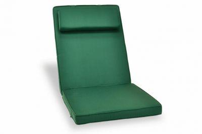 Polstrovanie na stoličku Garth - záhradná zelená