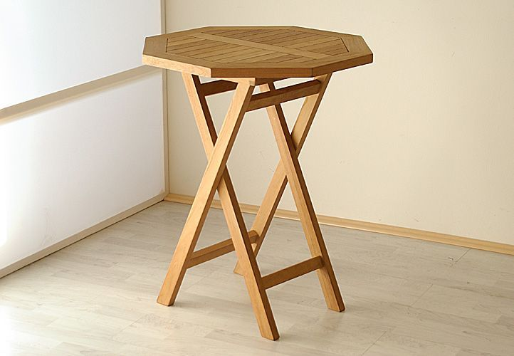7055e2299dd28 Luxusný balkónový set z teakového dreva, 1 stôl + 2 skladacie stoličky