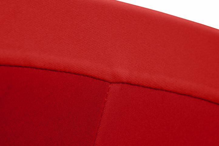 Poťah pre vysoký stôl - elastický, vínovo červený 80 x 80 x 110 cm