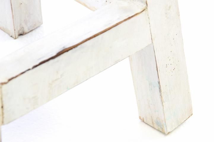 Designová retro stolička VINTAGE DIVERO - výška 50 cm