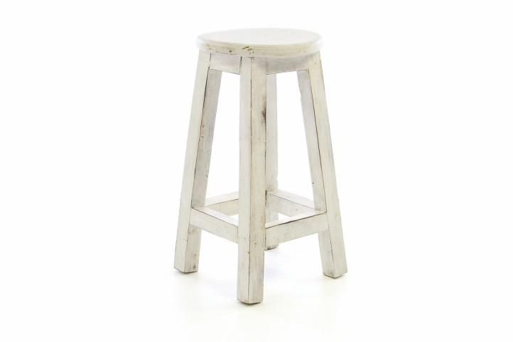 Designová retro stolička VINTAGE DIVERO - výška 40 cm