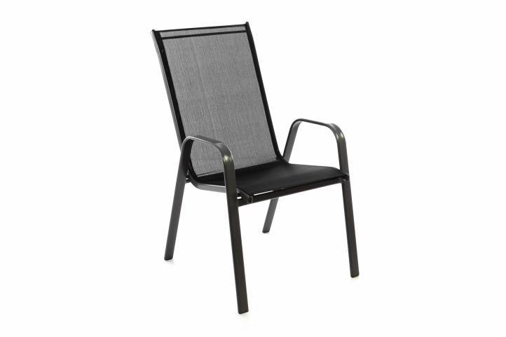 Stohovateľná stolička balkónová