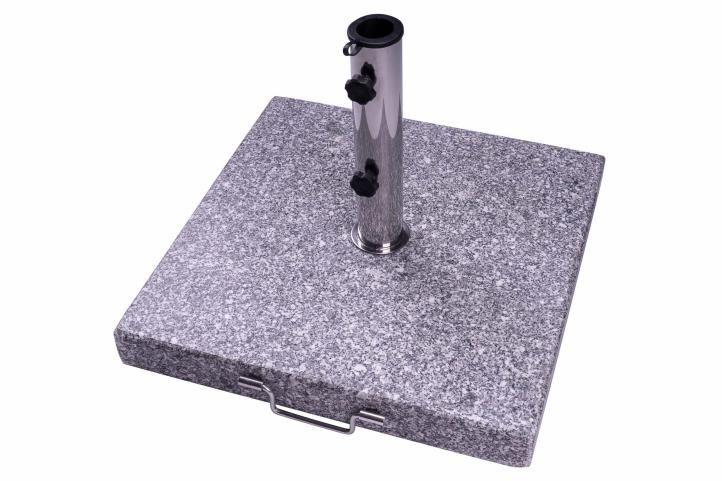 Podstavec na slnečník žula - 40 kg