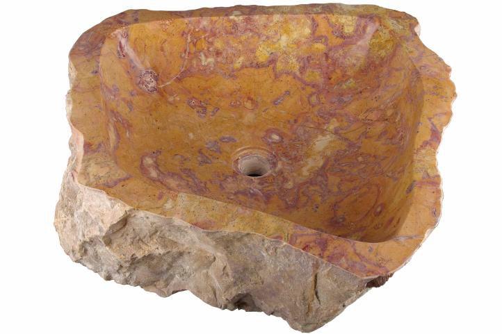 Umývadlo z prírodného kameňa SAVONA