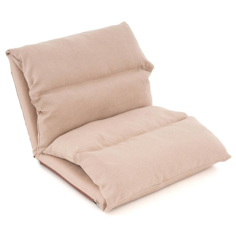 Nastaviteľná sofa - khaki