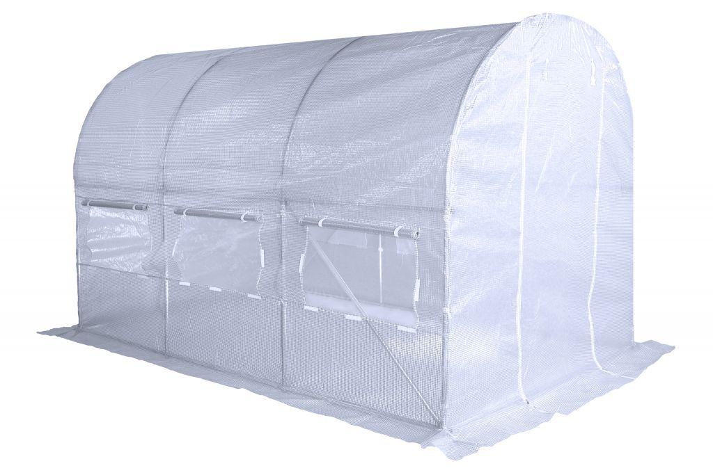 Fóliovník 200 cm x 350 cm (7,0 m²) biely