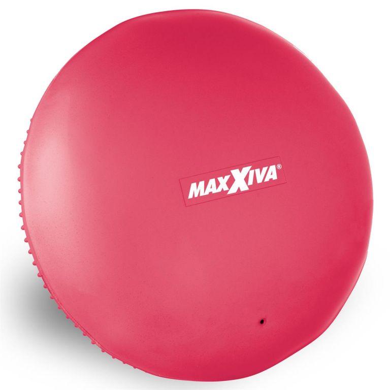 MAXXIVA Balančný vankúš na sedenie, 33 cm, červený