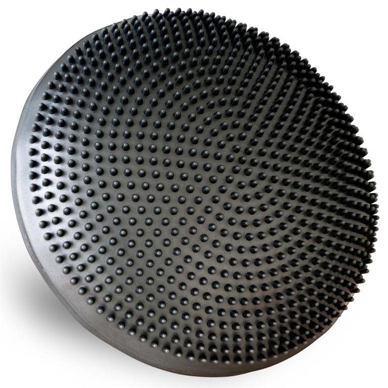 MAXXIVA Balančný vankúš na sedenie, 33 cm, čierny