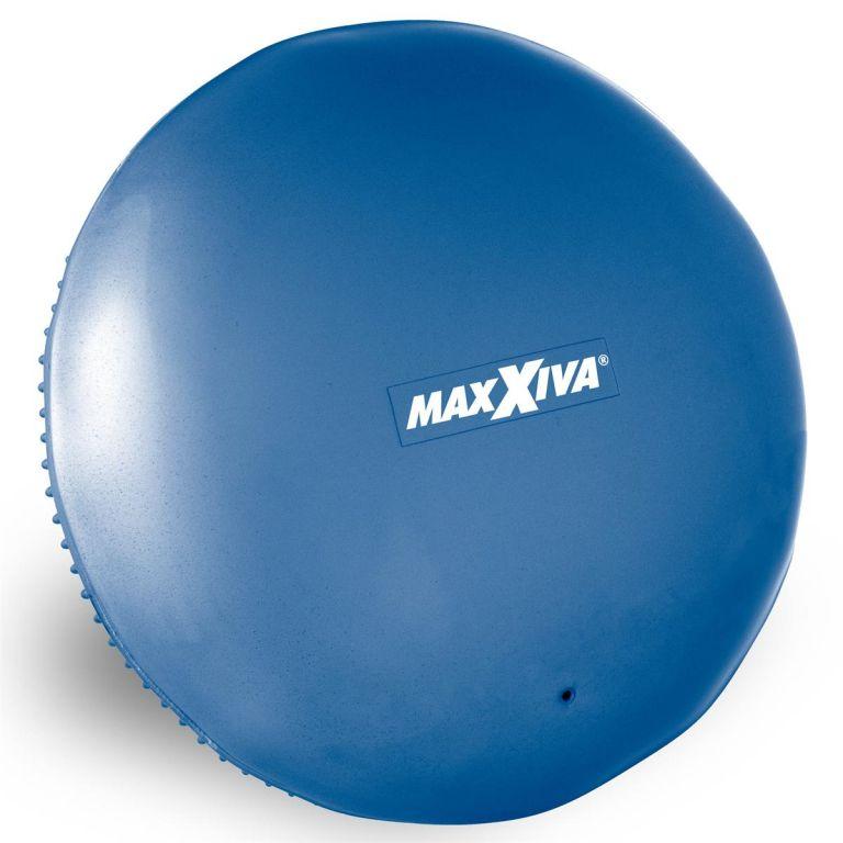MAXXIVA Balančný vankúš na sedenie, 33 cm, modrý