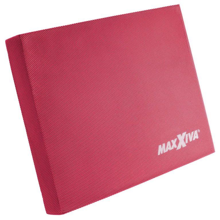 MAXXIVA Balančná podložka 40 x 50 x 6 cm, červená