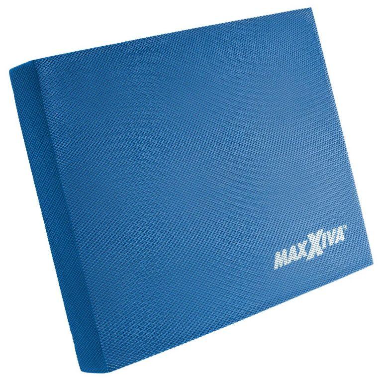 MAXXIVA Balančná podložka 40 x 50 x 6 cm, modrá