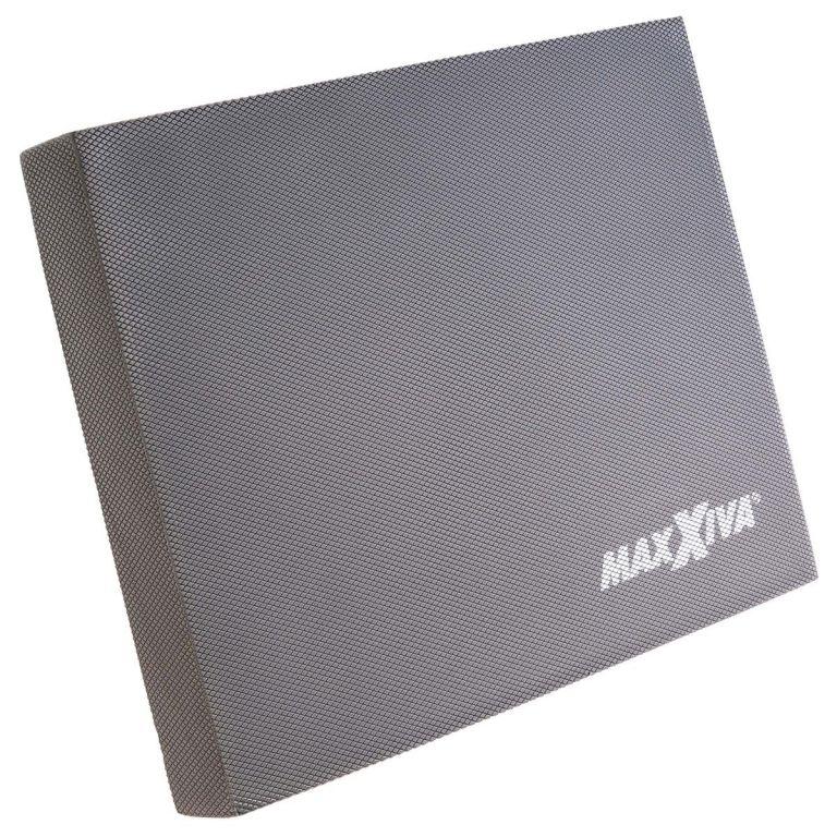 MAXXIVA Balančná podložka 40 x 50 x 6 cm, sivá