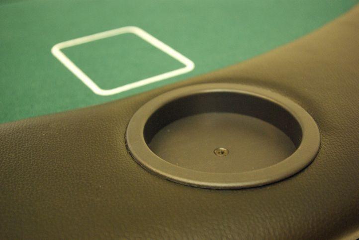 Profesionálny rozkladací pokerový stôl