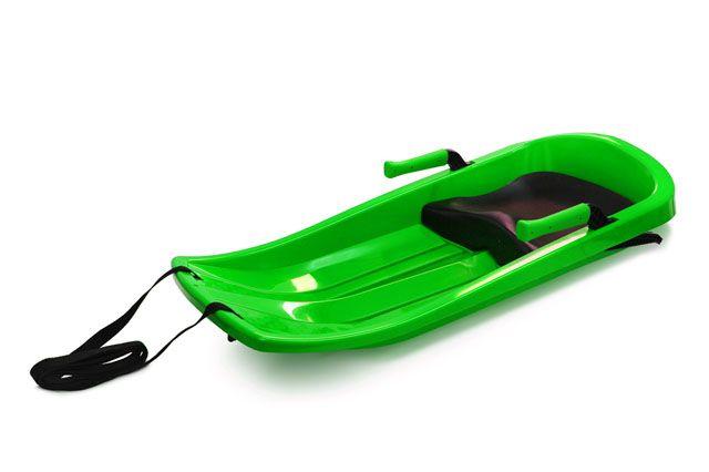 Šampión EXTREME plastový bob - zelený