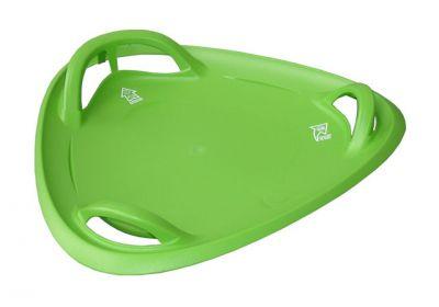 Meteor 60 tanier sánkovací - zelený