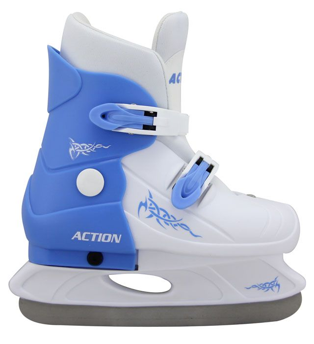 Action rozťahovacie korčule modré - veľ. 29/32