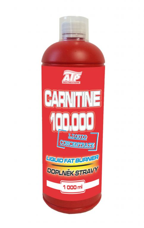 ATP CARNITINE 100.000 1Litr višeň