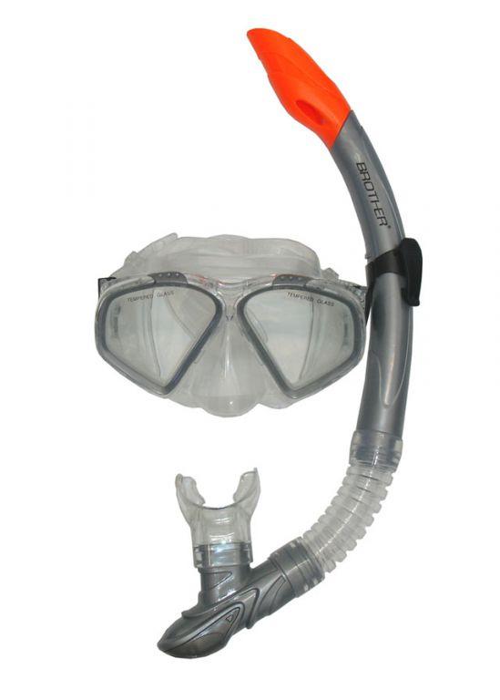 Sada potápěčská - šedá