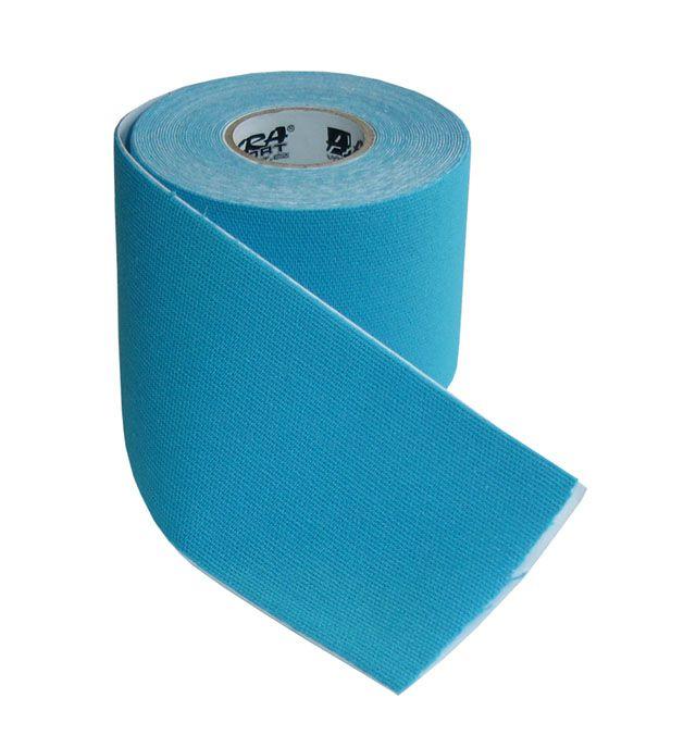 Kinezio tape 5x5 m modrý