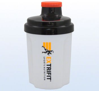 Šejkr Extrifit 300 ml white