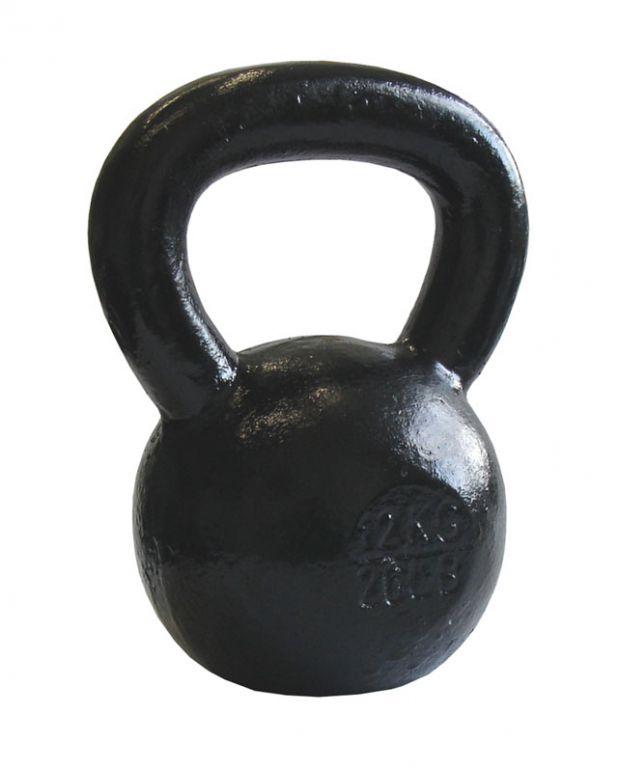 Kettlebell 32 kg kovový