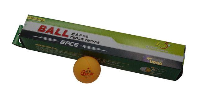 pingpongové míčky 40mm se švem