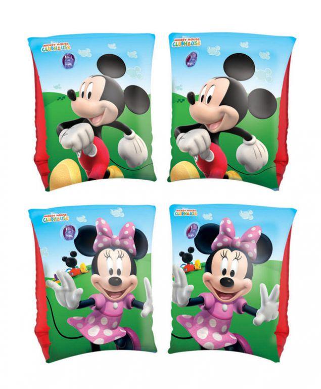 Bestway P91002 Rukávky nafukovacie Mickey/Minnie Mouse