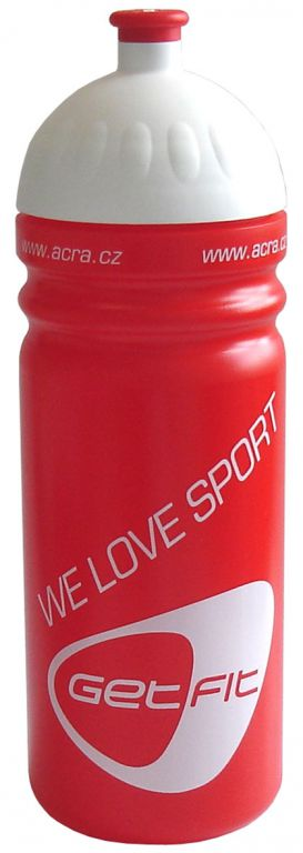 Fľaša CSL07 0,7L červená