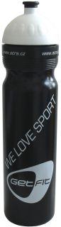 Fľaša CSL1 1L čierna