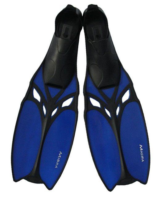Potápačské plutvy Migra veľkosť 43/44 BROTHER