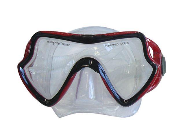BROTHER Okuliare potápačské silikónové univerzálne
