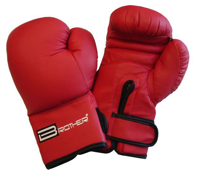 Boxerské rukavice - PU kože veľ. L - 12 oz.