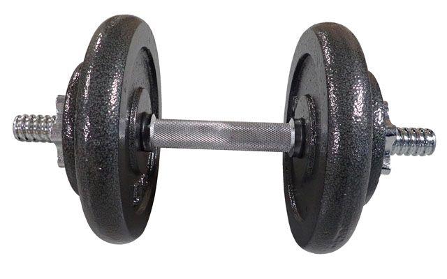 Jednoručná nakladacia činka - 14 kg