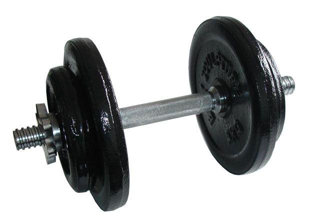 Činka nakladacia jednoručná - 17 kg