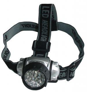 Čelové svietidlo - čelovka 21 LED