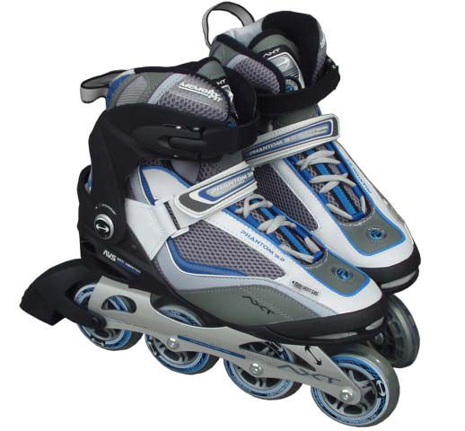 Kolieskové korčule fitness - vel.42
