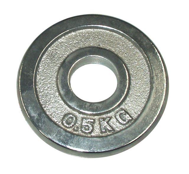 Kotúč chróm 0,5 kg - 25 mm