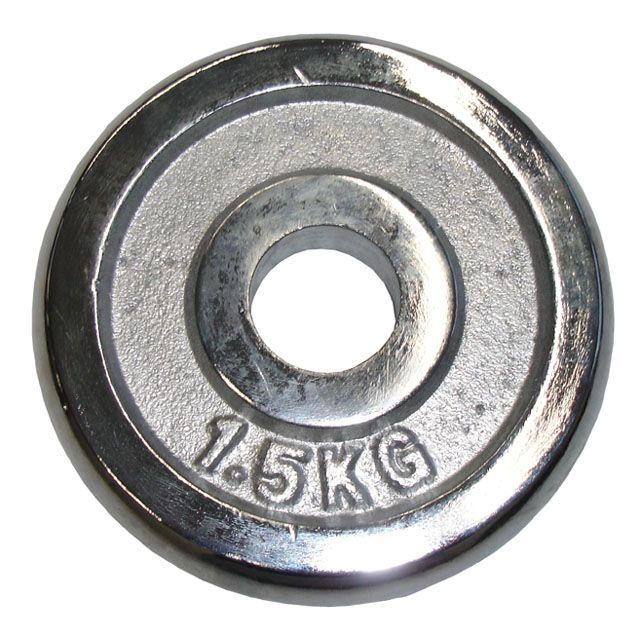 Kotúč chróm 1,5 kg - 25 mm