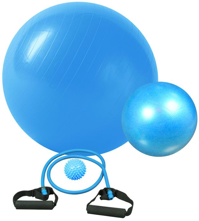 Fitness set rehabilitačné